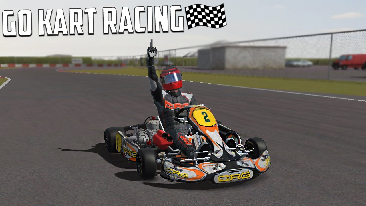 Kart Racing Pro - EXTREME GO KARTS - YouTube
