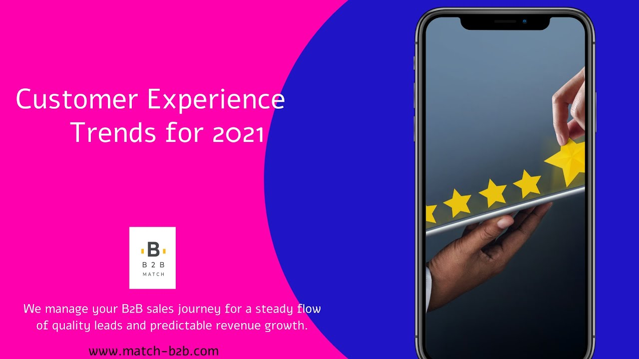 Top Customer Experience insights for 2021