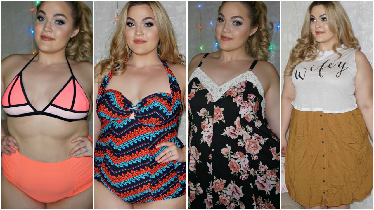 df5192b6ce Forever 21 Haul  Plus Size Swimwear