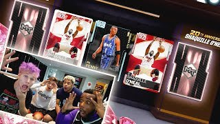 Who Has The BEST PACK LUCK FOR SHAQ!? Multiple PINK DIAMOND Pulls w/ 2Hype!