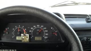 Максимальная скорость ВАЗ-2131
