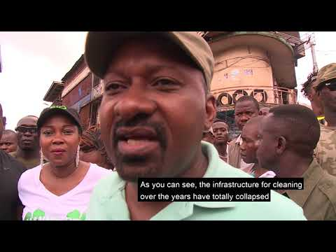 Sierra Leone NATIONAL CLEANUP DAY