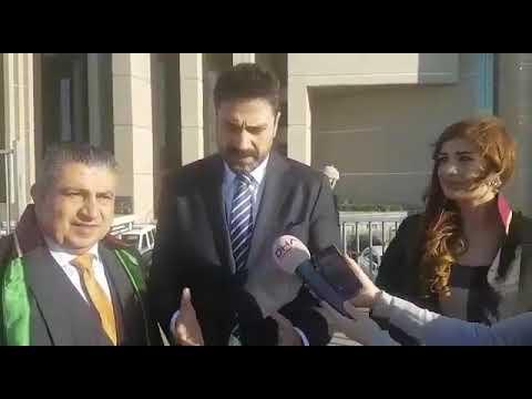 Erhan Çelik Mahkeme Çıkışı Gülben Ergen Hakkında Çok Sert Konuştu