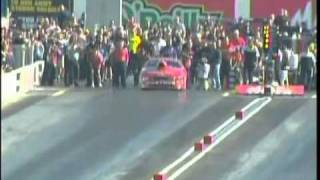 Bob Glidden Pro Stock Rd1 Qualifying Indy Mac Tools US Nationals 2010.mpg