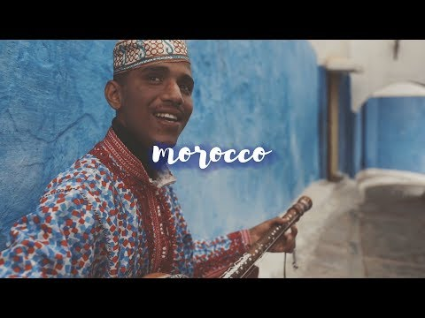 Fall in love with Morocco