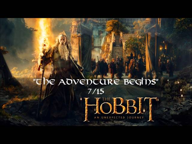 07. The Adventure Begins 1.CD - The Hobbit: an Unexpected Journey