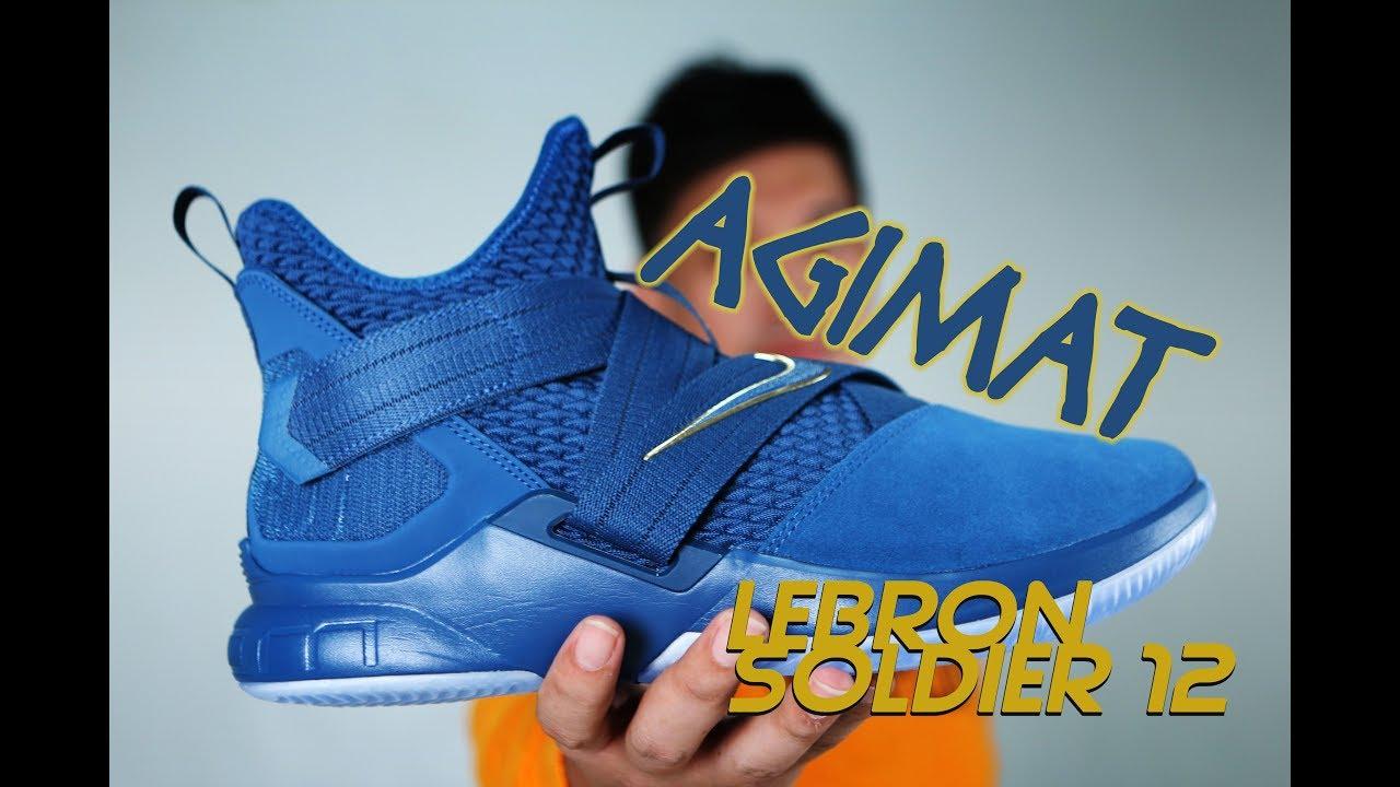 sports shoes c0b54 94f15 LEBRON SOLDIER 12