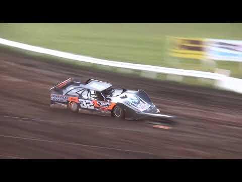 IMCA Late Model Heats Farley Speedway 7/14/17