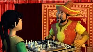 ҚАЗАҚША ЕРТЕГІЛЕР - Алтын шахмат -