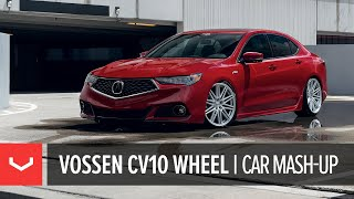 Vossen CV10 Concave Wheel | Car Mash-up