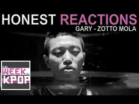Gary (개리) (LeeSSang) - Zotto Mola (XX몰라) Reaction (Honest Kpop MV Reactions)