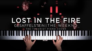 Gesaffelstein The Weeknd Lost in the Fire The Theorist Piano Cover.mp3