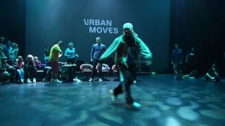 Urban Moves 2016 | Torb The Roach | Judge solo