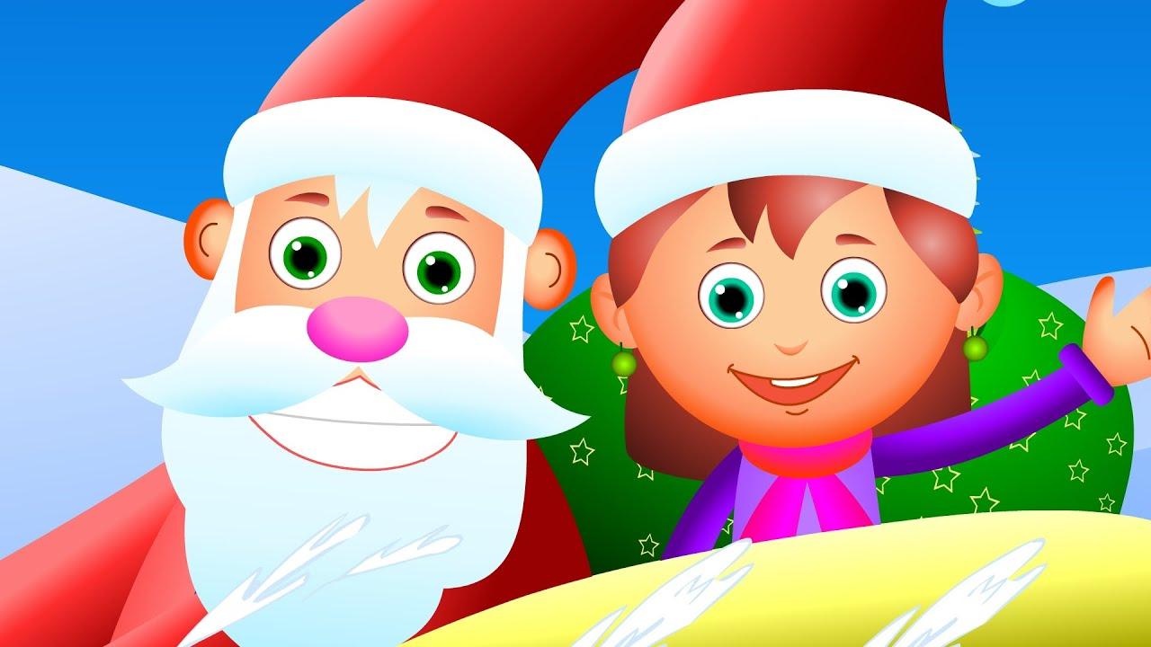 Jingle Bells Jingle Bells Jingle All The Way- Christmas Songs I XMas Carol I Baby Song I Santa ...