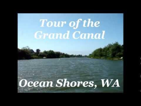 Grand Canal, Ocean Shores, WA