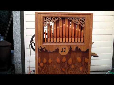 My Dutch Barrel Organ