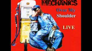 Mike & The Mechanics - OVER MY SHOULDER (Live Recording)