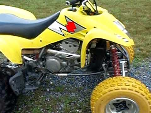 2004 Suzuki LTZ 400 Sweet Ride - YouTube