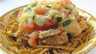 Betty's Italian Chicken Pasta Salad, Recipe by Jennifer Smith