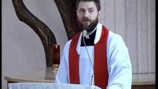 Ks. Robert Zych - Kazanie Pasyjne 1