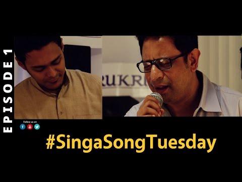 Rupankar Priyotoma || #SingaSongTuesday S02E01 || Shibasish ft. Rupankar