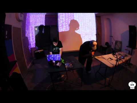 Inverse Phase + Tony Ness - Terrible Lie @ The Silent Barn