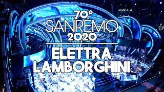 Sanremo 2020 - Elettra Lamborghini