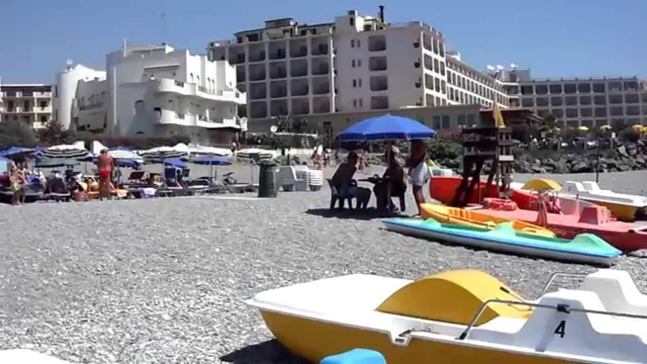 Кальяри Небида, комплекс Nebida Residence, о.Сардиния Италия - YouTube