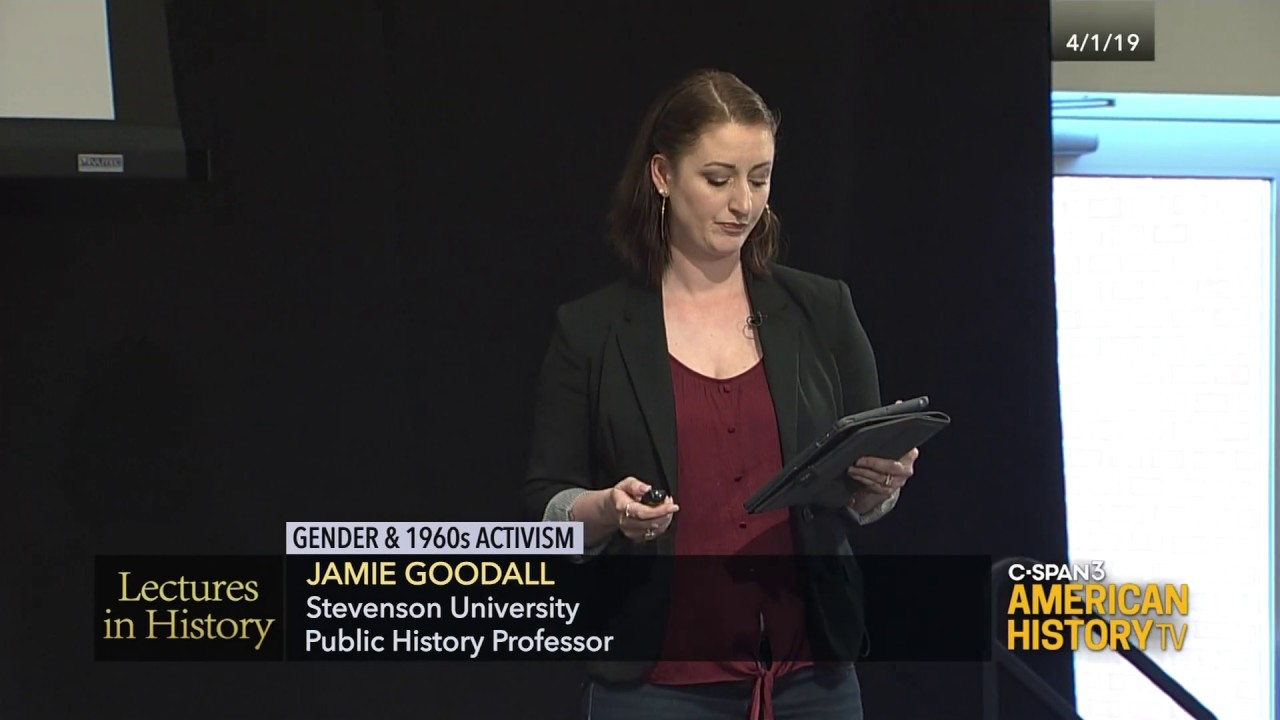 Lectures in History: Gender & 1960s Activism
