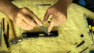Springfield XDM Slide Detailed Dis-assembly & Reassembly !!!