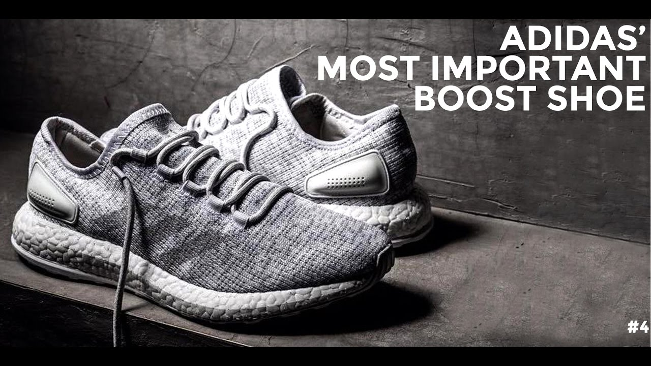 the latest 69f5e e4a31 NEW PureBOOST is Adidas s MOST IMPORTANT BOOST SHOE