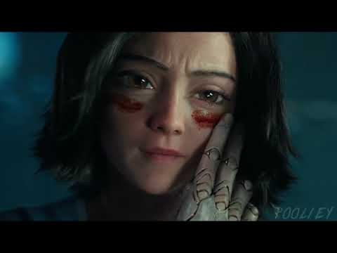 Alita Battle Angel || Get Me Out (Collaboration with Zensui)