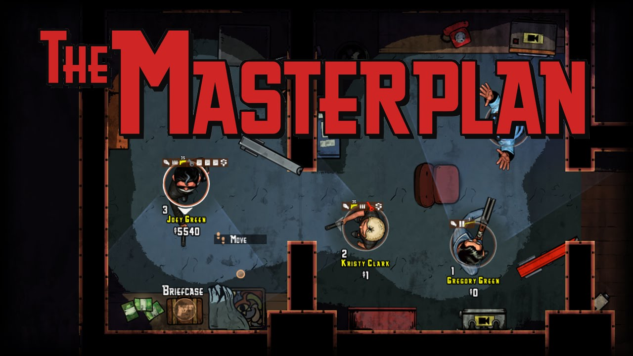 SB Plays: The Masterplan