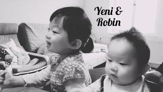 Yeni & Robin Ji 독일일상 육아브이로그 ㅣ연…