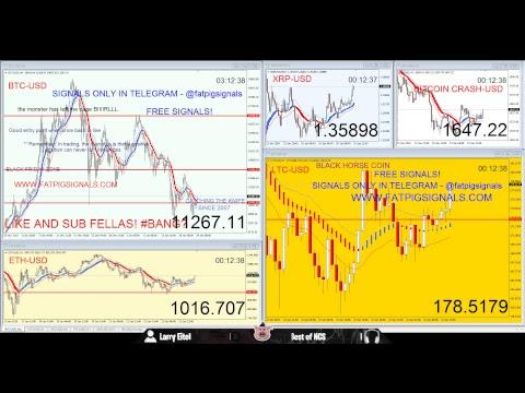 Trading room signals