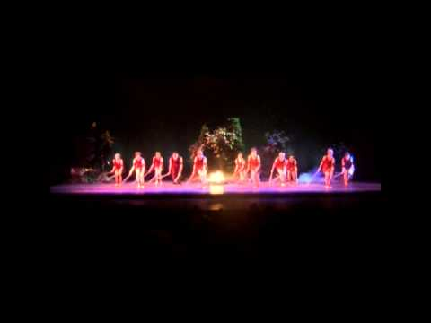 High Country Conservatory of Dance - Native American Tribute