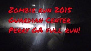 Zombie Run 2015 Full Run Perry GA
