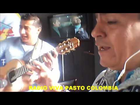 WASHINGTON PAREDES    BOLERO ROCKOLERO  RADIO VIVA PASTO COLOMBIA