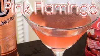 Pink Flamingo Drink Recipe  Thefndc.com