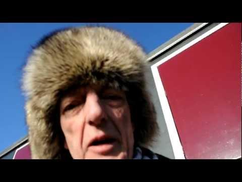 IJssituatie Ankeveen 01-02-2012