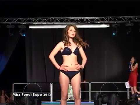 Miss Fondi Expo 2012 - Seconde partecipanti