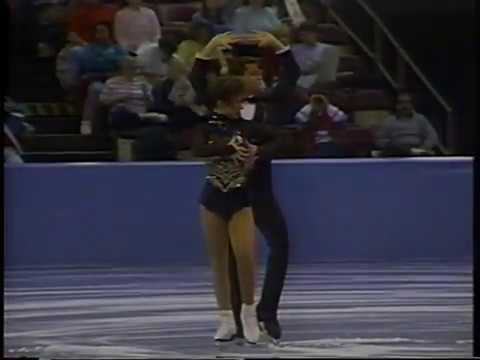 Susan Wynne & Joseph Druar - 1990 US Nationals Figure Skating Championships CD2