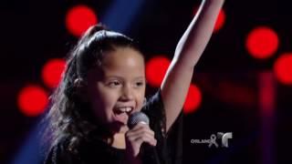 Así llegó Carmen a la etapa final con Team Yankee    La Voz Kids 2016