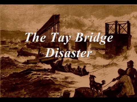 William Mcgonagall - The Tay Bridge Disaster