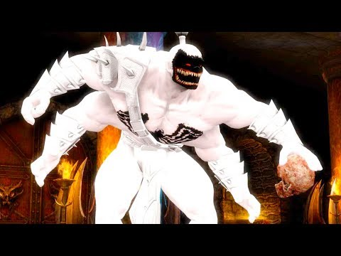 Mortal Kombat Komplete Edition - Anti-Venom Goro & Deadpool Shao Kahn Tag Ladder Playthrough thumbnail