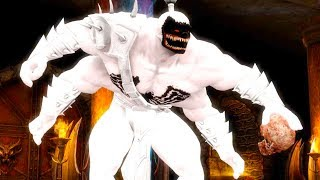 Mortal Kombat Komplete Edition - Anti-Venom Goro & Deadpool Shao Kahn Tag Ladder Playthrough