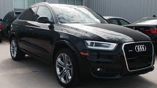 Audi Q3 2015 Videos