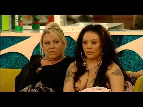 Celebrity Big Brother 2009 - Day 6.