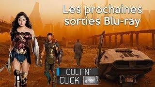 Steelbooks, collectors, 3D, 4K: Les prochaines sorties blu-ray