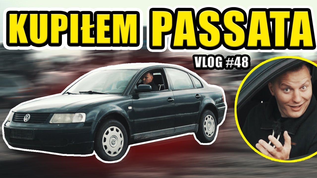 Jadę kupić Passata! + wyniki konkursu z E46 - vlog #48